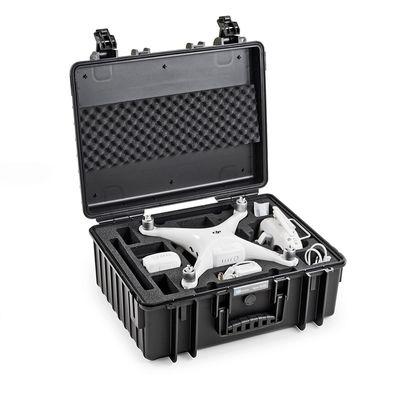 Für weitere Info hier klicken. Artikel: B&W Copter Case Type 6000 DJI Phantom 4 schwarz