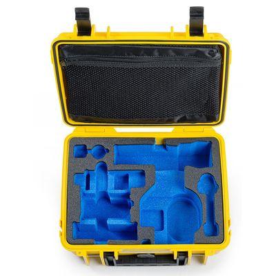Für weitere Info hier klicken. Artikel: B&W outdoor.cases Type 1000 für DJI Osmo X3 / DJI Osmo+ gelb