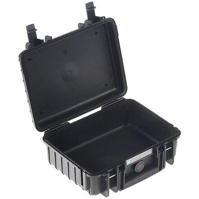 Für weitere Info hier klicken. Artikel: B&W outdoor.cases Type 1000 (leer) schwarz