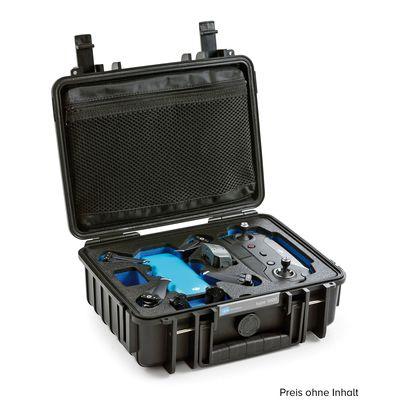 Für weitere Info hier klicken. Artikel: B&W outdoor.cases Type 1000 für DJI Spark schwarz