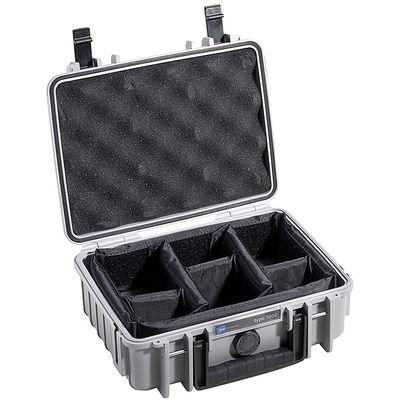 Für weitere Info hier klicken. Artikel: B&W outdoor.cases Type 1000 mit variabler Facheinteilung (RPD) grau