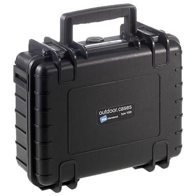 Für weitere Info hier klicken. Artikel: B&W outdoor.cases Type 1000 mit Würfelschaum (SI) schwarz