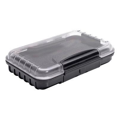 Für weitere Info hier klicken. Artikel: B&W outdoor.cases Type 200 mit Schaumeinsatz schwarz-transparent
