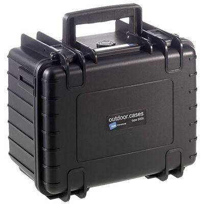 Für weitere Info hier klicken. Artikel: B&W outdoor.cases Type 2000 (leer) schwarz
