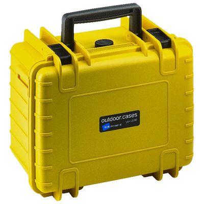 Für weitere Info hier klicken. Artikel: B&W outdoor.cases Type 2000 mit variabler Facheinteilung (RPD) gelb