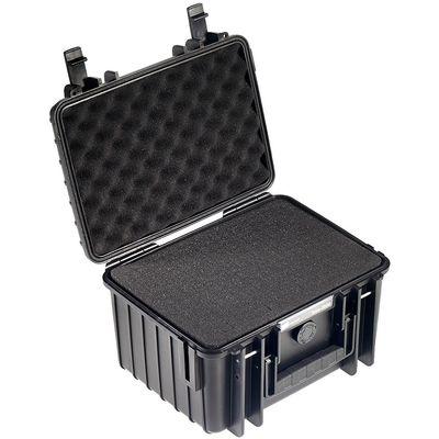 Für weitere Info hier klicken. Artikel: B&W outdoor.cases Type 2000 mit Würfelschaum (SI) schwarz