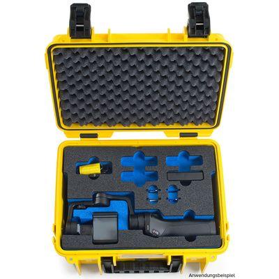 Für weitere Info hier klicken. Artikel: B&W outdoor.cases Type 3000 für DJI Osmo Mobile gelb