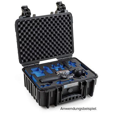 Für weitere Info hier klicken. Artikel: B&W outdoor.cases Type 3000 für DJI Osmo X3 / DJI Osmo+ schwarz