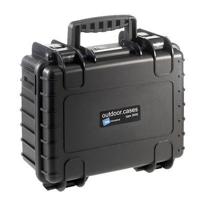 Für weitere Info hier klicken. Artikel: B&W outdoor.cases Type 3000 für GoPro Hero 2 / 3 / 4 schwarz