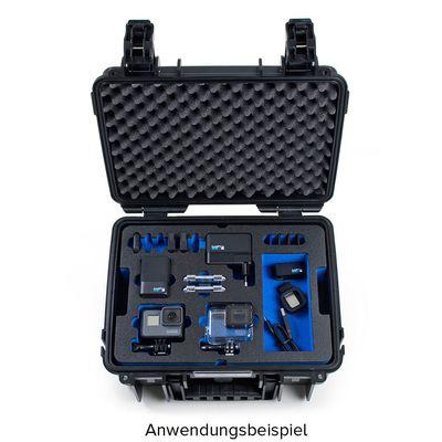 Für weitere Info hier klicken. Artikel: B&W outdoor.cases Type 3000 für GoPro Hero 5 / 6 / 7 schwarz