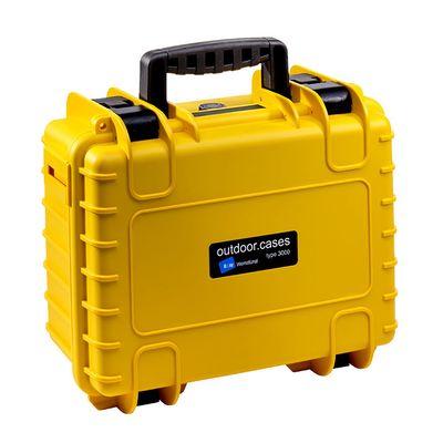 Für weitere Info hier klicken. Artikel: B&W outdoor.cases Type 3000 für GoPro Karma Grip gelb