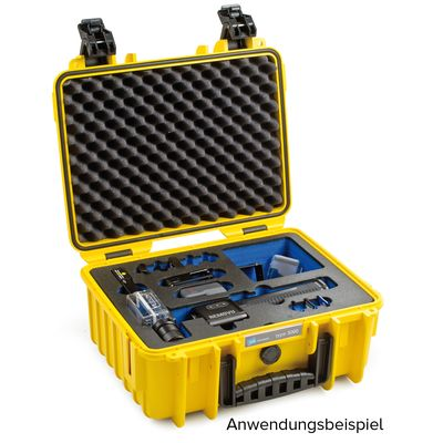 Für weitere Info hier klicken. Artikel: B&W outdoor.cases Type 3000 für Removu S1 gelb