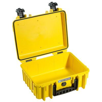 Für weitere Info hier klicken. Artikel: B&W outdoor.cases Type 3000 (leer) gelb