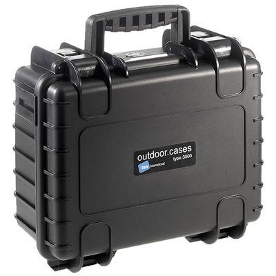 Für weitere Info hier klicken. Artikel: B&W outdoor.cases Type 3000 (leer) schwarz