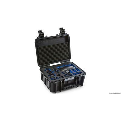 Für weitere Info hier klicken. Artikel: B&W outdoor.cases Type 3000 mit DJI Mavic Air Fly More Combo Inlay
