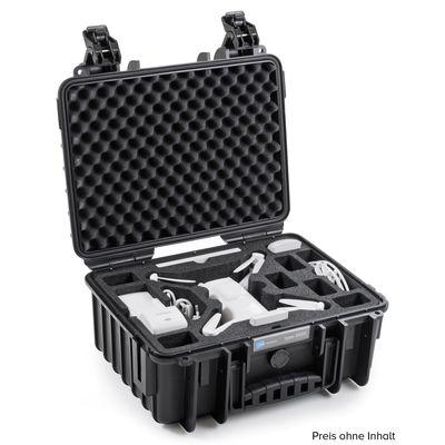 Für weitere Info hier klicken. Artikel: B&W outdoor.cases Type 3000 mit Yuneec Breeze Inlay schwarz