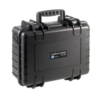Für weitere Info hier klicken. Artikel: B&W outdoor.cases Type 4000 für DJI Goggles schwarz