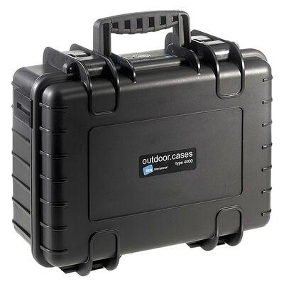 Für weitere Info hier klicken. Artikel: B&W outdoor.cases Type 4000 mirt DJI Mavic 2 (Pro/Zoom )Inlay schwarz