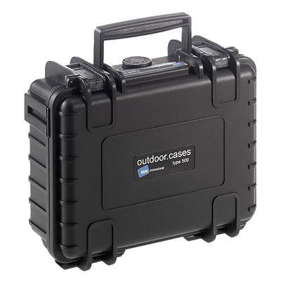 Für weitere Info hier klicken. Artikel: B&W outdoor.cases Type 500 mit Würfelschaum (SI) schwarz