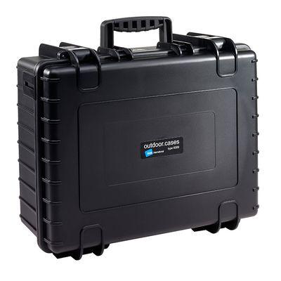 Für weitere Info hier klicken. Artikel: B&W outdoor.cases Type 6000 für DJI Mavic Pro Fly More Combo + DJI Goggles schwarz