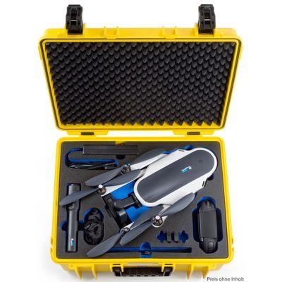 Für weitere Info hier klicken. Artikel: B&W outdoor.cases Type 6000 für GoPro Karma gelb