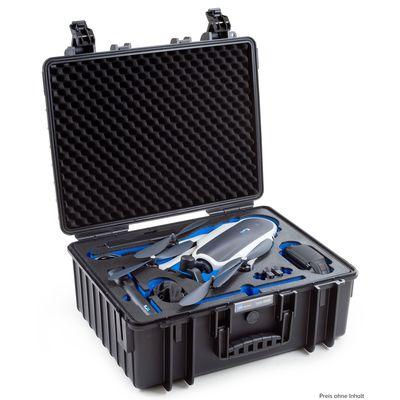 Für weitere Info hier klicken. Artikel: B&W outdoor.cases Type 6000 für GoPro Karma schwarz