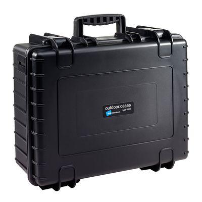 Für weitere Info hier klicken. Artikel: B&W outdoor.cases Type 6000 mit 3DR Solo Inlay schwarz