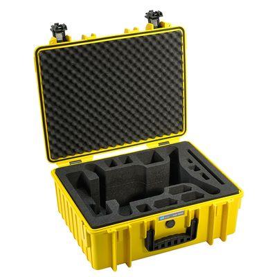 Für weitere Info hier klicken. Artikel: B&W outdoor.cases Type 6000 mit 3DR Solo Inlay gelb