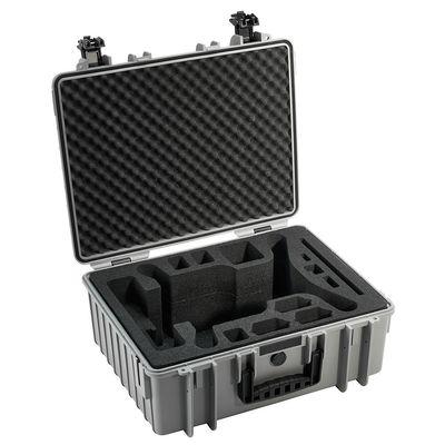 Für weitere Info hier klicken. Artikel: B&W outdoor.cases Type 6000 mit 3DR Solo Inlay grau