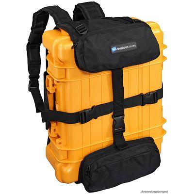Für weitere Info hier klicken. Artikel: B&W outdoor.cases Type 61 Inlay Rucksacksystem (BPS)