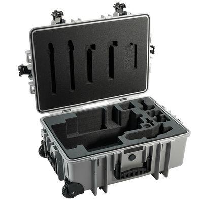 Für weitere Info hier klicken. Artikel: B&W outdoor.cases Type 6700 für DJI Ronin M grau