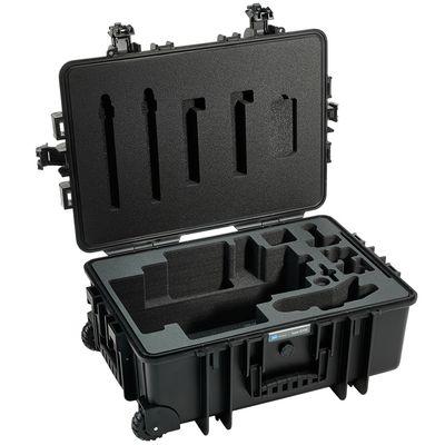 Für weitere Info hier klicken. Artikel: B&W outdoor.cases Type 6700 für DJI Ronin M schwarz