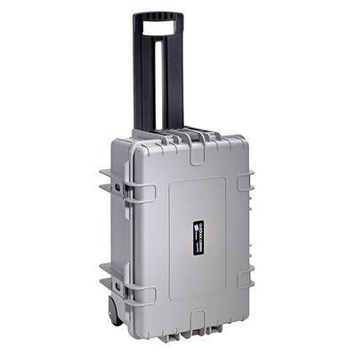 Für weitere Info hier klicken. Artikel: B&W outdoor.cases Type 6700 mit Würfelschaum (SI) grau