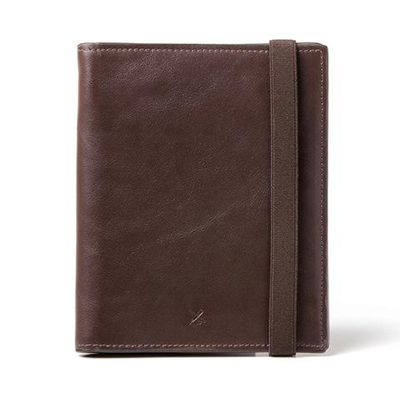 Für weitere Info hier klicken. Artikel: Barber Shop Passport Holder Fringe dark brown leather