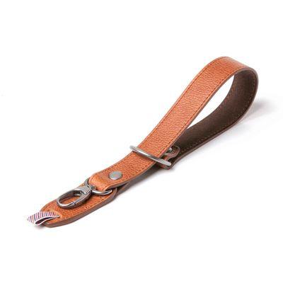 Für weitere Info hier klicken. Artikel: Barber Shop Wrist Strap Razor Cut grained brown leather