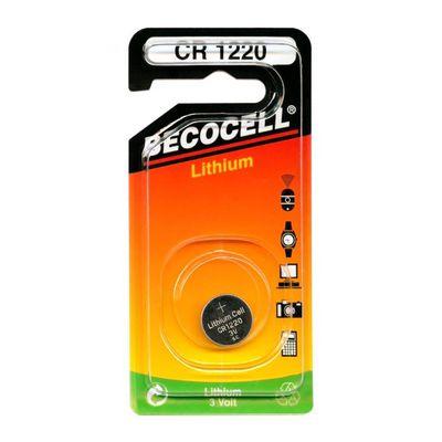 Für weitere Info hier klicken. Artikel: Beco Batterie CR1220L