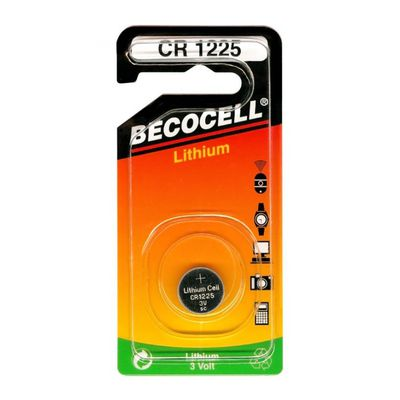 Für weitere Info hier klicken. Artikel: Beco Batterie CR1225L