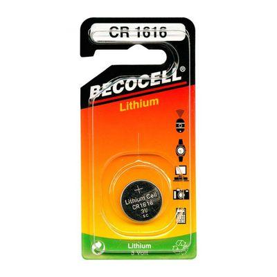 Für weitere Info hier klicken. Artikel: Beco Batterie CR1616L