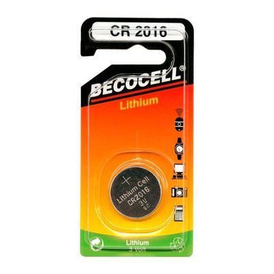 Für weitere Info hier klicken. Artikel: Beco Batterie CR2016L