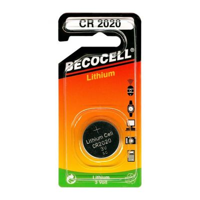 Für weitere Info hier klicken. Artikel: Beco Batterie CR2020L