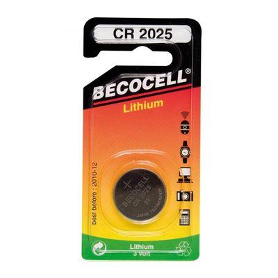 Für weitere Info hier klicken. Artikel: Beco Batterie CR2025L