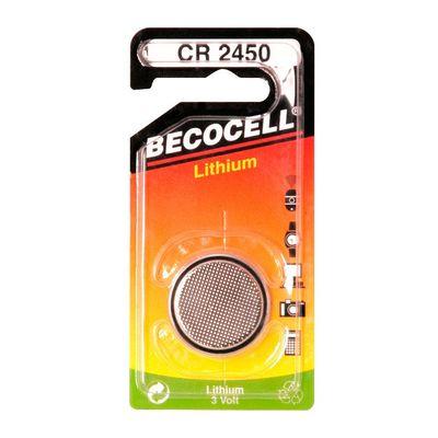 Für weitere Info hier klicken. Artikel: Beco Batterie CR2450L