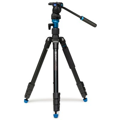 Für weitere Info hier klicken. Artikel: Benro Dreibeinstativ Kit Aero2 Video Tripod Kit Flip Lock with S2 head - A1883FS2C