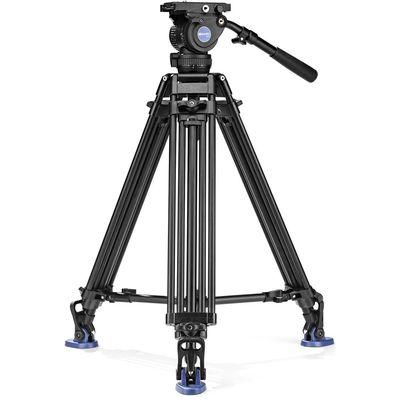 Für weitere Info hier klicken. Artikel: Benro Dreibeinstativ Kit Twin Dual Stage Leg Kit with 75mm bowl and BV8 head - BV8