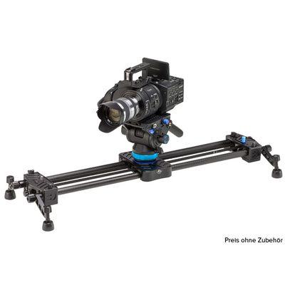 Für weitere Info hier klicken. Artikel: Benro Kamera-Slider MoveOver12 Slider 22mm Dual Carbon Rail 600mm w/case - C12D6