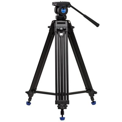 Für weitere Info hier klicken. Artikel: Benro KH25N Aluminium Dual-Tube Twist-lock 3-Section tripod with K5 Video Head Kit - KH25N