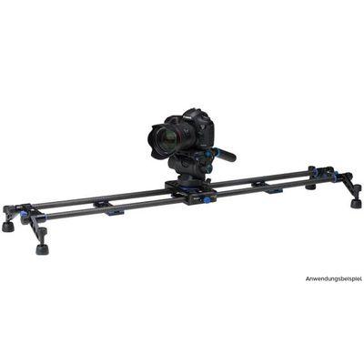 Für weitere Info hier klicken. Artikel: Benro MoveOver8B C08D9B 18mm Dual Carbon Rail 900mm Slider