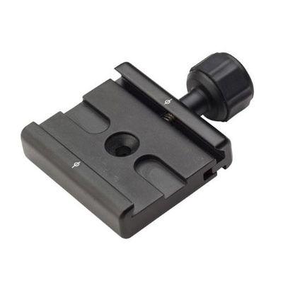 Für weitere Info hier klicken. Artikel: Benro Schnellkupplungsplatte 60x49x15mm Arca-Swiss style Quick Shoe - QRC60