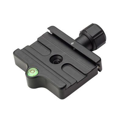 Für weitere Info hier klicken. Artikel: Benro Schnellkupplungsplatte 70x49x15mm Arca-Swiss style Quick Shoe - QRC70