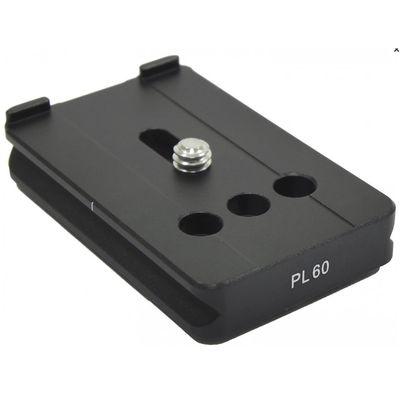 Für weitere Info hier klicken. Artikel: Benro Schnellkupplungsplatte Arca-Swiss style QR plate 60x38x12mm - BR-PL60